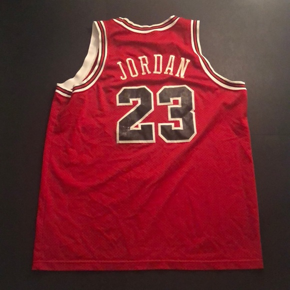 more photos 1279a 63e96 Nike Michael Jordan Chicago Bulls Jersey XXL